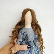 Куклы и игрушки ручной работы. Ярмарка Мастеров - ручная работа Текстильная кукла Элен. Handmade.
