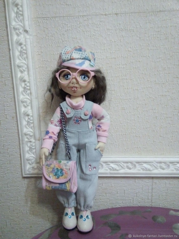 кукла Анютка, Шарнирная кукла, Новотроицк,  Фото №1