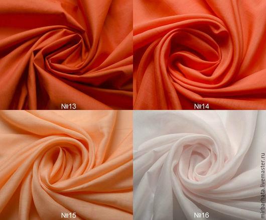 Предлагаем Вашему вниманию красивы итальянский батист на шелке. Ткань тонкая, нежная, шелковистая на ощупь, высокого качества.