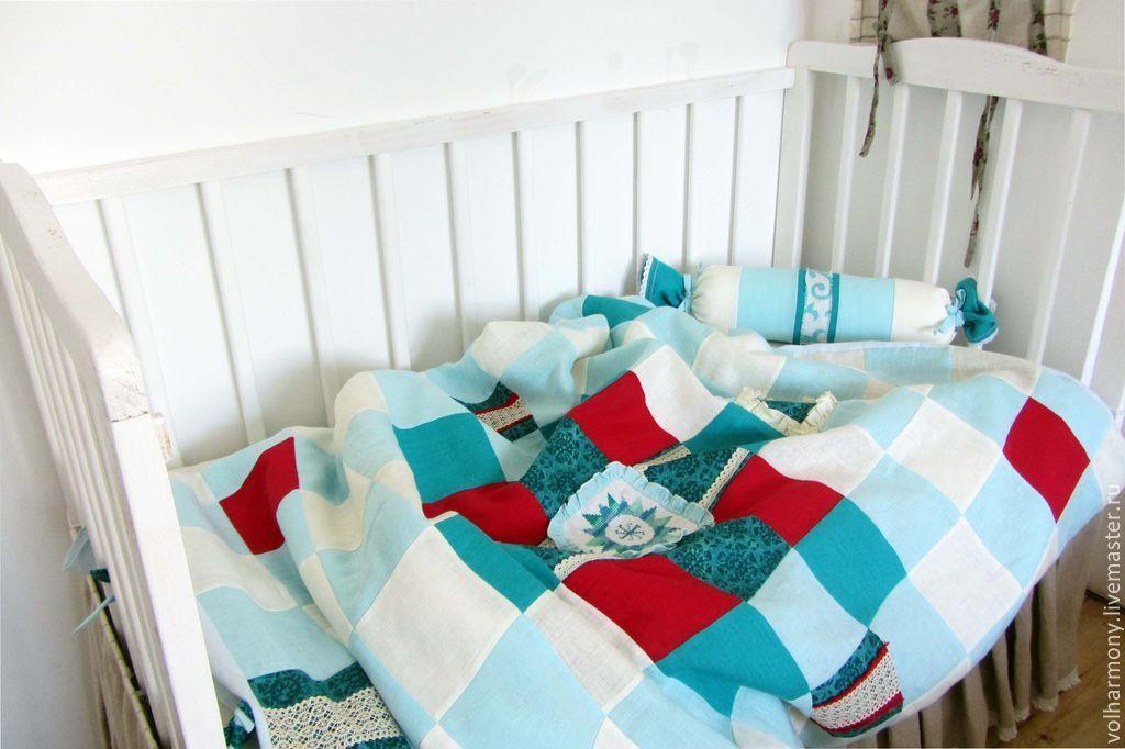 Постельное белье в детскую кроватку, Пледы, Минск, Фото №1