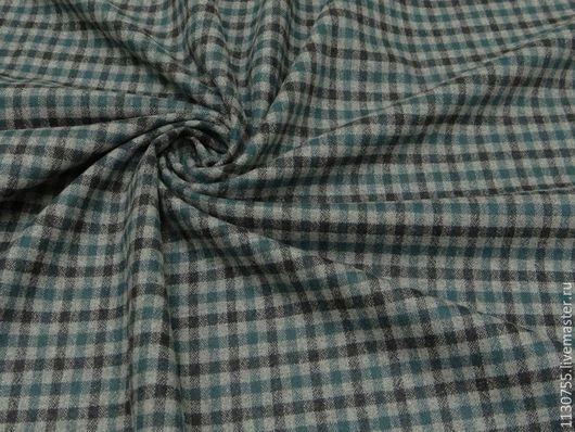 Шитье ручной работы. Ярмарка Мастеров - ручная работа. Купить ткань костюмная шерсть  стрейч Германия 02. Handmade. Комбинированный