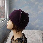 "Аксессуары ручной работы. Ярмарка Мастеров - ручная работа шляпка ""Антуанетта"". Handmade."