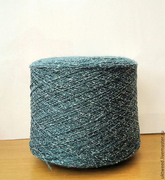 Вязание ручной работы. Ярмарка Мастеров - ручная работа. Купить Самарканд - 75% шерсть, 25% - шелк. Handmade. Пряжа