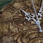 """Для дома и интерьера ручной работы. Ярмарка Мастеров - ручная работа Часы """"с чердака"""". Handmade."""