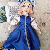 Куклы и игрушки handmade. Livemaster - original item Dolls theatre tablet Changeling. Winter-Spring, Summer-Autumn.. Handmade.