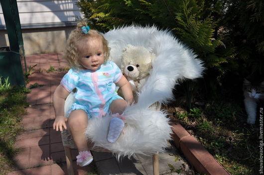 Куклы-младенцы и reborn ручной работы. Ярмарка Мастеров - ручная работа. Купить Кукла реборн Машенька. Handmade. Ольга шувалова