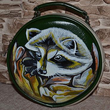 Bags and accessories handmade. Livemaster - original item Unique handbag Author`s work leather Handbag Model 446. Handmade.