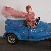 """Куклы и игрушки ручной работы. Ярмарка Мастеров - ручная работа Кукла """"Я в Ниццу"""". Handmade."""