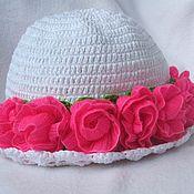 Аксессуары handmade. Livemaster - original item PANAMA girls