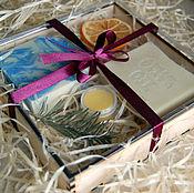 Подарки к праздникам ручной работы. Ярмарка Мастеров - ручная работа Подарочная упаковка для мыла и косметики деревянная. Handmade.