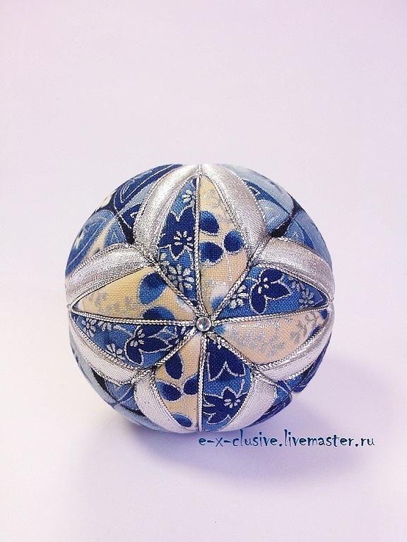 """Новогодний шар """"Полярная звезда"""", Украшения, Одинцово, Фото №1"""
