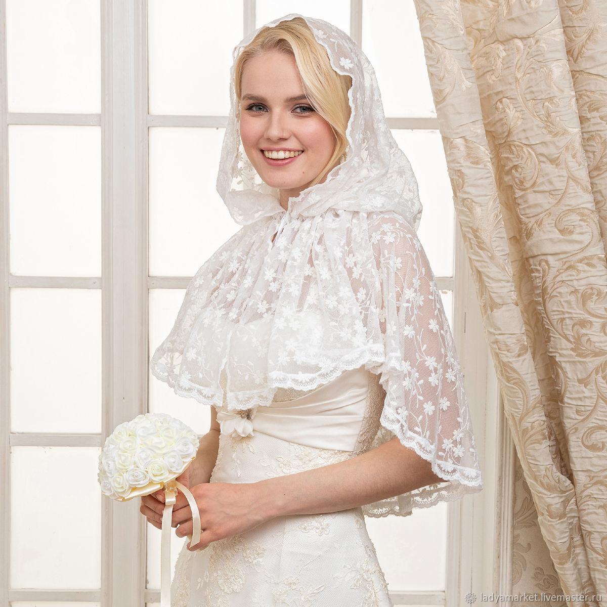 накидки для венчания с капюшоном фото макс