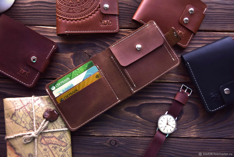 Практичные аксессуары из кожи: как выбрать кошелек?