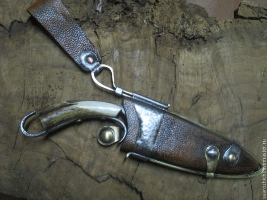 """Оружие ручной работы. Ярмарка Мастеров - ручная работа. Купить Нож """"Лада"""". Handmade. Ножи, оружие, дерево"""