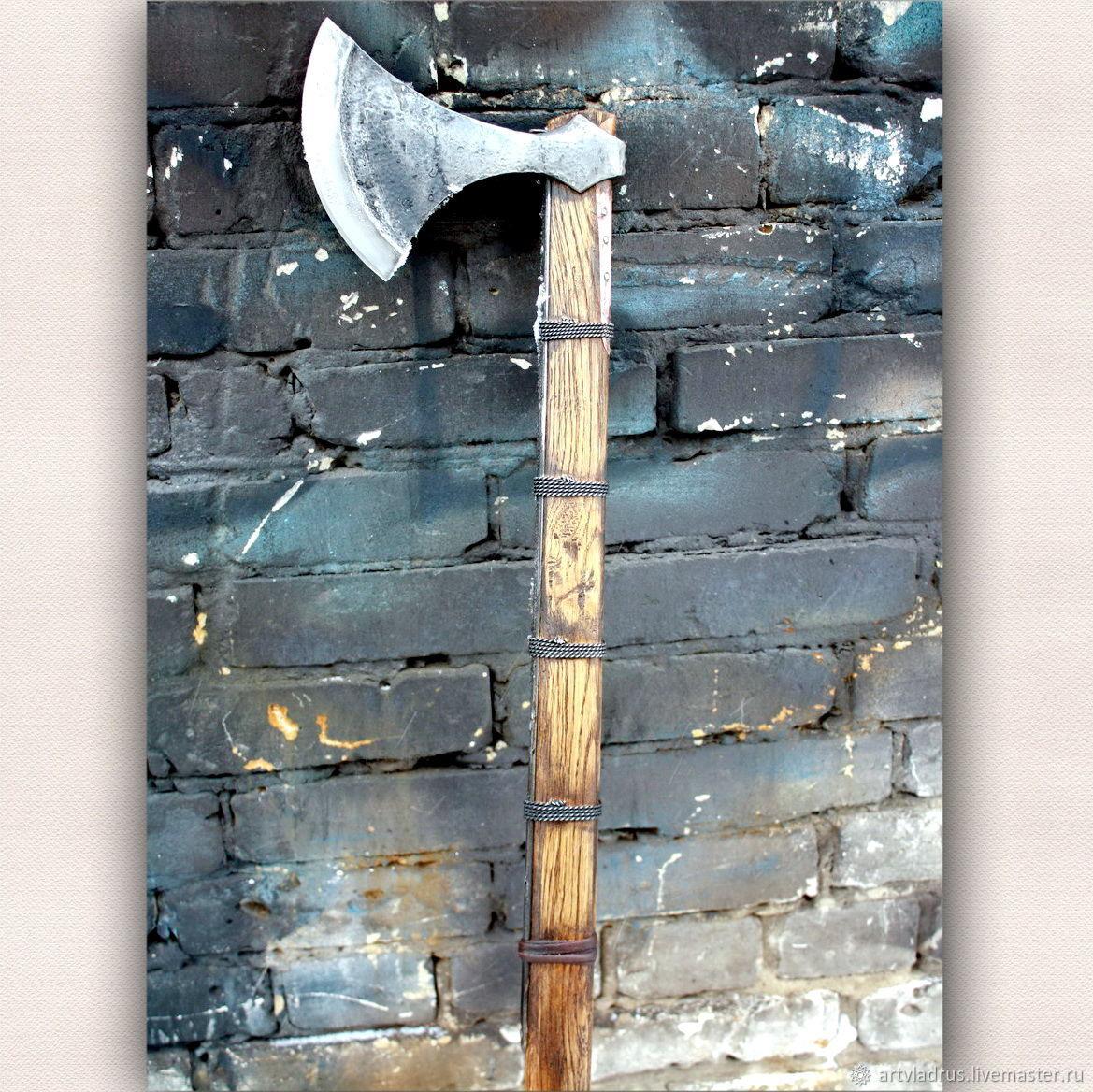 Секира Бродэкс, Сувенирное оружие, Александров,  Фото №1