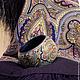 Браслеты ручной работы. Ярмарка Мастеров - ручная работа. Купить Браслеты под платки. Handmade. Роспись по дереву, русский стиль
