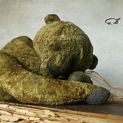 Куклы и игрушки ручной работы. Ярмарка Мастеров - ручная работа Плюшик. Handmade.