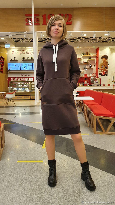 Утепленное платье МОРО, Платья, Химки,  Фото №1