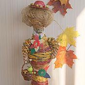 Для дома и интерьера ручной работы. Ярмарка Мастеров - ручная работа Женщина-осень. Handmade.