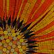 Картины цветов ручной работы. Цветок. Мозаика&роспись (mosaicdecor). Интернет-магазин Ярмарка Мастеров. Цветок, панно на стену, Декор