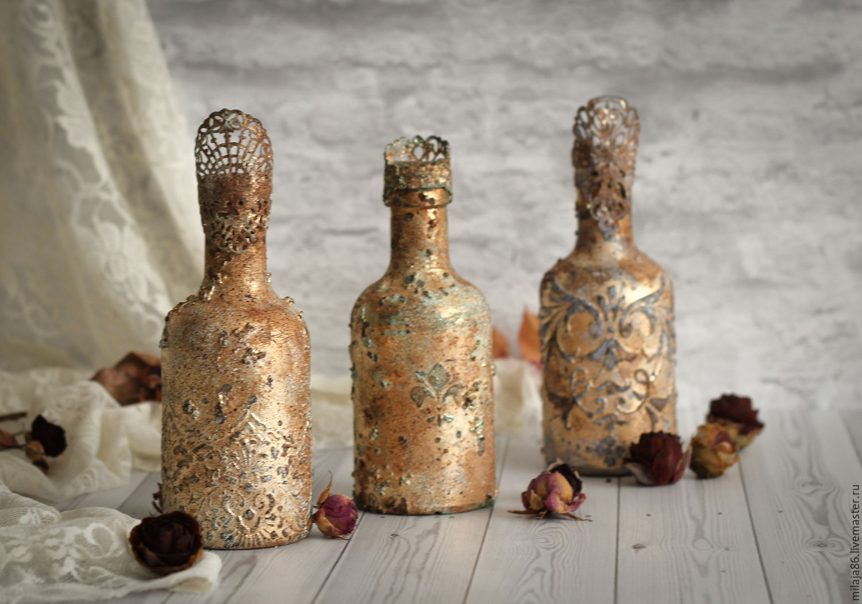 Бутылочка Vintage