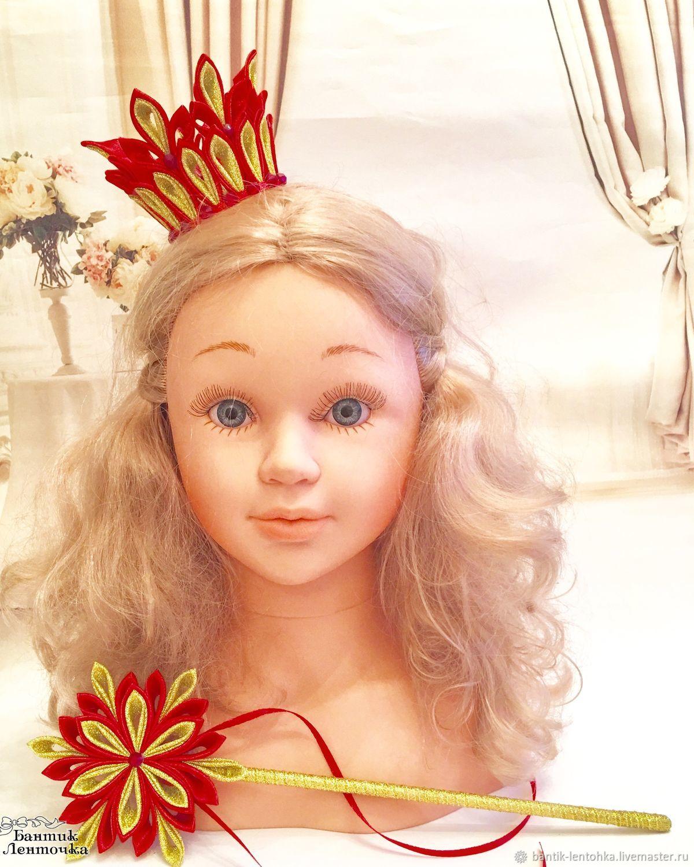 Crown magic wand ' Lady», Tiaras, Moscow,  Фото №1