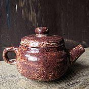 """Чайники ручной работы. Ярмарка Мастеров - ручная работа Чайник """"Шино"""". Handmade."""
