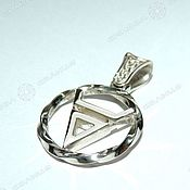 Русский стиль handmade. Livemaster - original item Talisman SIGN of VELEZ. Handmade.