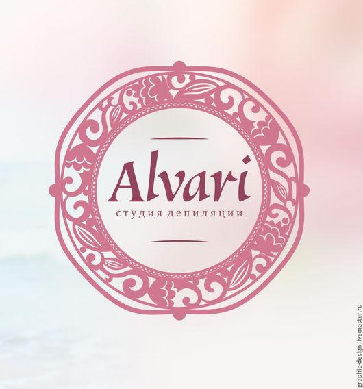 Дизайн логотипа, визитки и подарочного сертификата для магазина `Alvari`