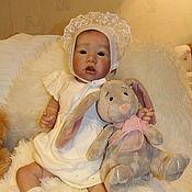 Куклы и игрушки ручной работы. Ярмарка Мастеров - ручная работа Кукла реборн Александра - молд Saskia. Handmade.