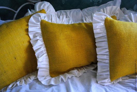 Пошив подушек для спален и гостиных