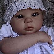 Куклы и игрушки ручной работы. Ярмарка Мастеров - ручная работа малышка Шэнон 3.. Handmade.