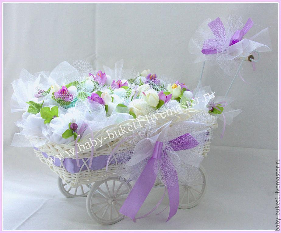 Бэби-букет подарок для новорожденного