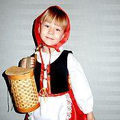 Работы для детей, ручной работы. Ярмарка Мастеров - ручная работа Красная шапочка. Handmade.