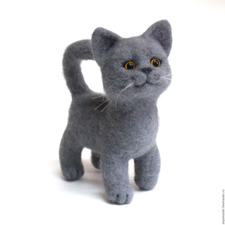 Британские котята игрушки своими руками 85