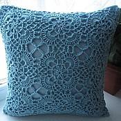 Для дома и интерьера ручной работы. Ярмарка Мастеров - ручная работа Чехол для диванной подушки 2. Handmade.