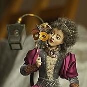 Куклы и игрушки handmade. Livemaster - original item Mask Venice Doll. Handmade.