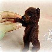 Куклы и игрушки handmade. Livemaster - original item Bear Bruin. Handmade.