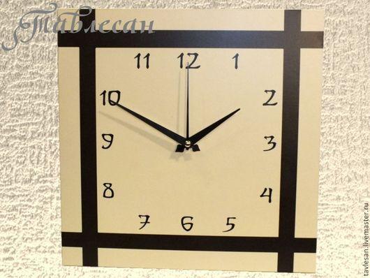 """Часы для дома ручной работы. Ярмарка Мастеров - ручная работа. Купить Часы настенные """"Японские мотивы"""". Handmade."""