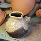 Посуда ручной работы. Ярмарка Мастеров - ручная работа Турка. Handmade.