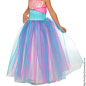 Платья ручной работы. Ярмарка Мастеров - ручная работа Платье принцессы. Handmade.
