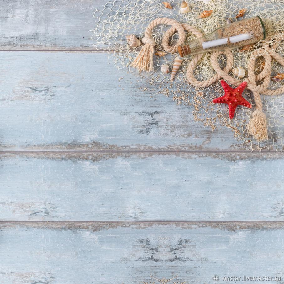 Морские сокровища. Фотофон виниловый, Фото, Курск,  Фото №1