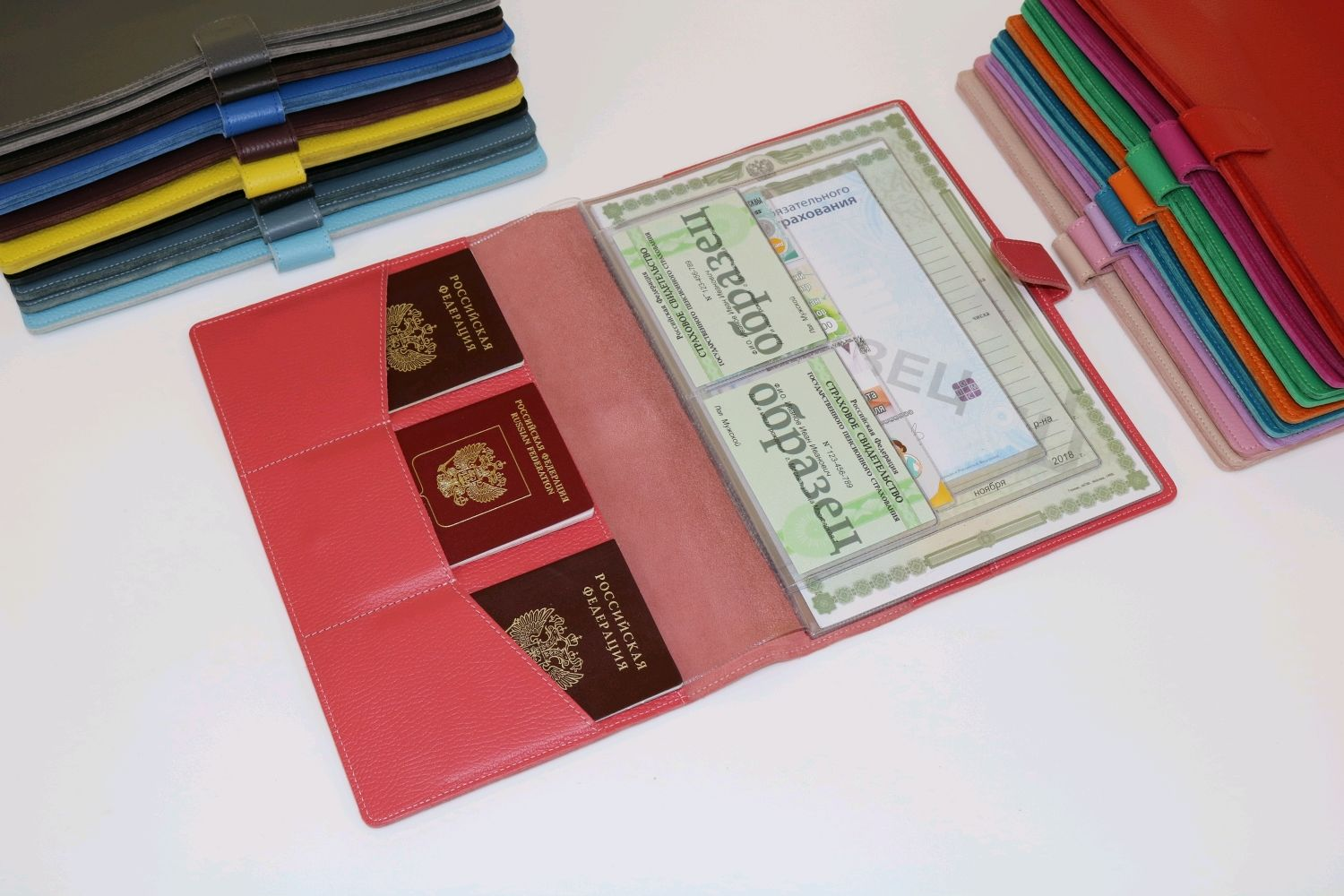 Folder for A4 documents, Diaries, Moscow,  Фото №1