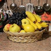 Посуда ручной работы. Ярмарка Мастеров - ручная работа Тарелка большая для фруктов. Handmade.