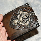 Сумки и аксессуары handmade. Livemaster - original item Men`s wallet -