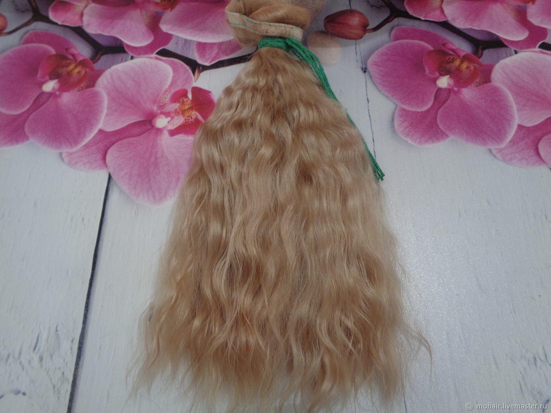 волосы, Портретная кукла, Троицк,  Фото №1