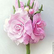 Букет роз из фоамирана своими руками с пошаговым фото