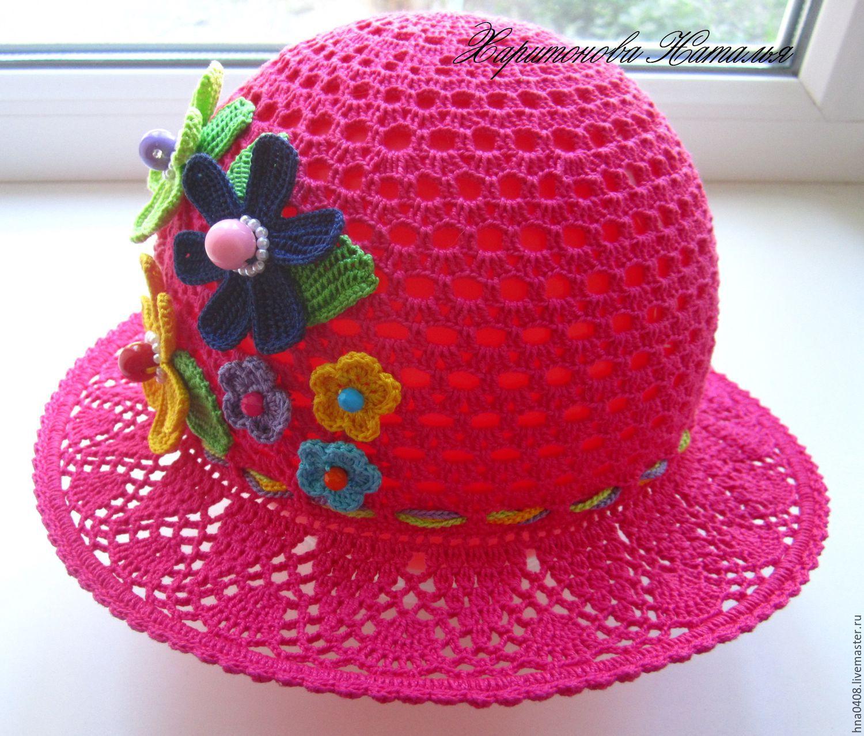 Урок вязания шляпки 151