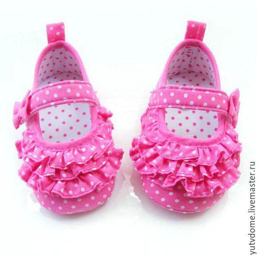 Куклы и игрушки ручной работы. Ярмарка Мастеров - ручная работа. Купить 0010 Обувь для кукол для реборнов. Handmade. Обувь для кукол