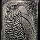 Вазы ручной работы. Ярмарка Мастеров - ручная работа. Купить Ваза Сокол птица гравировка по стеклу. Handmade. Гравировка, орел
